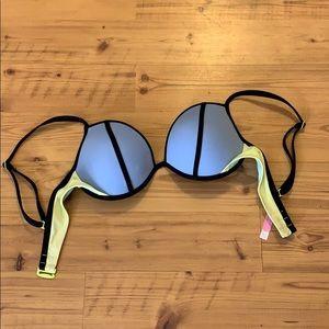 VS Triangle Bikini Top